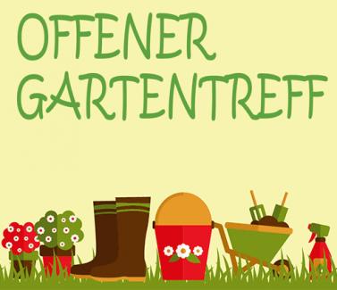 Offener Gartentreff